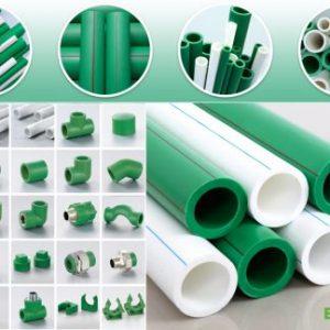 ống nhựa chịu nhiệt PR