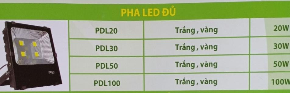 Đèn pha Led đủ Daily