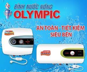 Bình nóng Olympic
