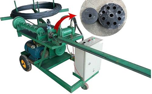 máy kéo sắt cuộn