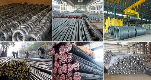 bán sắt thép xây dựng tại hải dương