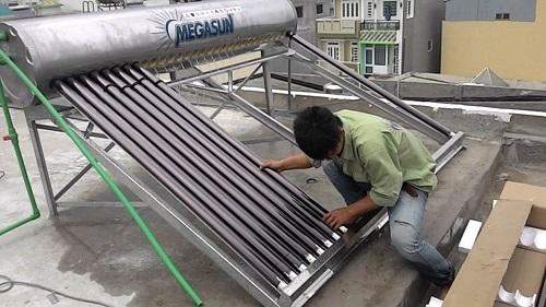 lắp đặt năng lượng mặt trời