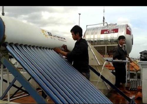 sửa năng lượng mặt trời