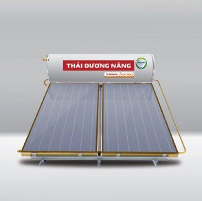 Thái Dương Năng Sơn Hà Flat Gold